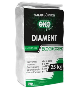 Ekogroszek Diament